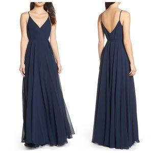 Jenny Yoo James Sleveless Dress